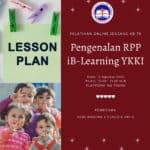 Pelatihan Online ~ Pengenalan RPP iB-Learning YKKI