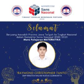 10 Siswa/Siswi SMPKKK Mewakili Provinsi ke Tingkat Nasional Dalam Kompetisi Sains Nasional 2020